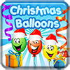 Christmas Balloons Online Game