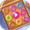 Donut Crash Saga Online Puzzle Game