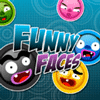 Funny Faces Online Puzzle Game