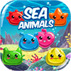 Sea Animals Puzzle Game