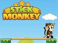 Stick Monkey Game