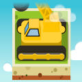 Tricky Demolition Puzzle Game