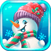 Winter Holidays Online Puzzle Game