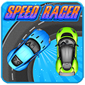Speed Racer 2 Player Game