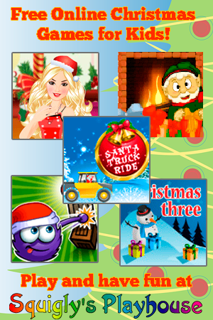 Christmas Games Pinterest Image