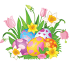 Easter Sliding Tile Game