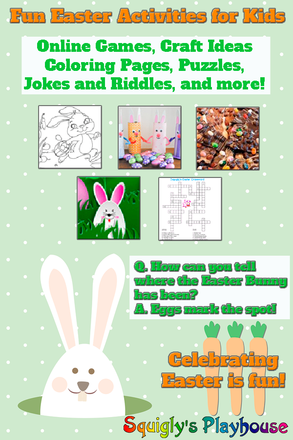 Awesome Easter Activities for Kids