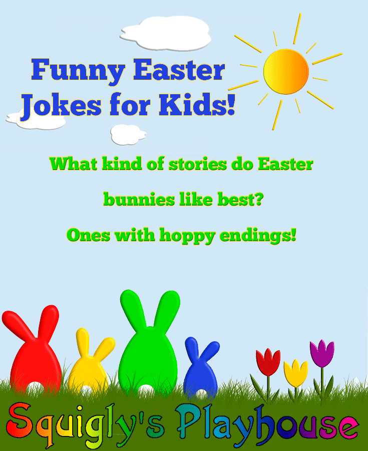 Funny Easter jokes for kids that will have them laughing out loud!