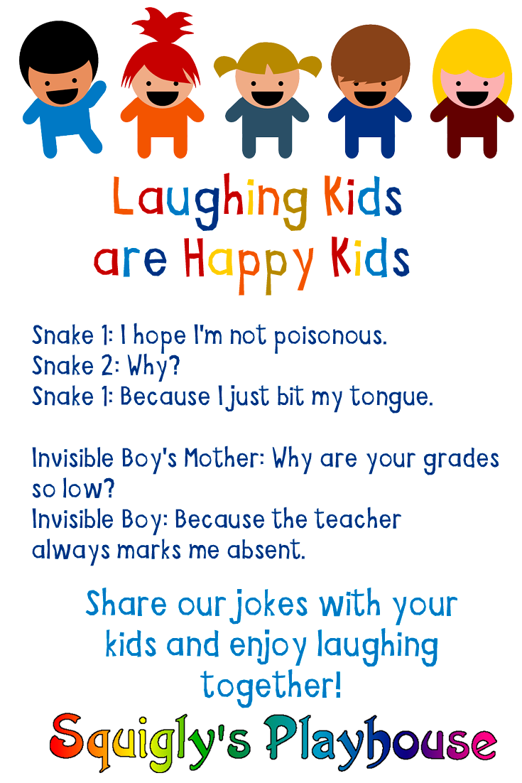 300+ Funny jokes for Kids