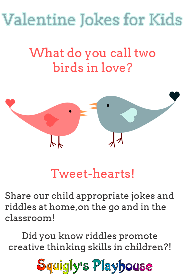 Share our child appropriate jokes and riddles at home,on the go and in the classroom! Did you know riddles promote creative thinking skills in children?!
